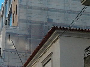 obras Campo Grande paint